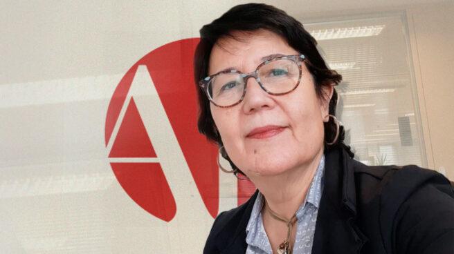 La presidenta de la Asociación de Fiscales, Cristina Dexeus.