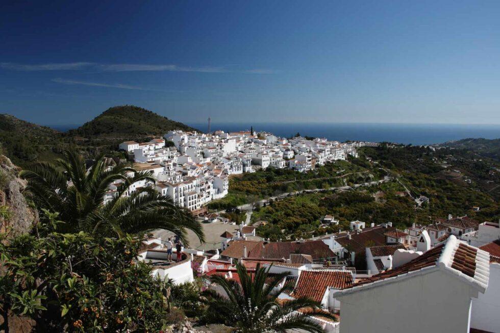 Frigliana (Andalucía)