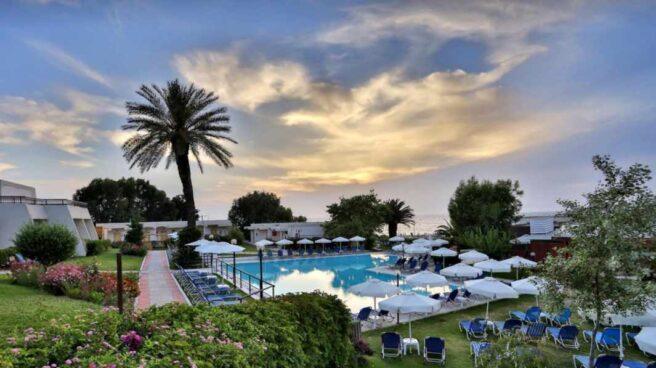 Un hotel de próxima apertura en Grecia.