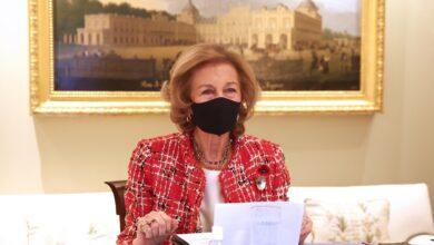 Sofía, el trabajo secreto de la última reina profesional