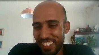 """Saleh, de niño saharaui a profesor en Valladolid: """"Teníamos una vida muy pobre, pero muy digna"""""""
