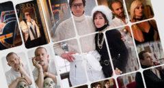 Gucci, Versace o Halston: Hollywood dirige con aguja y dedal
