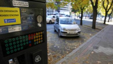 Madrid ampliará el aparcamiento  regulado a 20 nuevos barrios