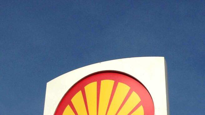 Imagen de una gasolinera de Shell
