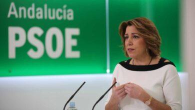 La última batalla de Susana Díaz