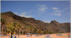 Playa de Tenerife (Canarias).