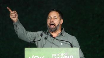 """Vox carga contra Garamendi por """"dar alas al separatismo"""" avalando los indultos: """"Estupidez e irresponsabilidad"""""""