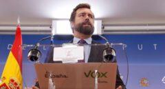Iván Espinosa de los Monteros, en el Congreso.