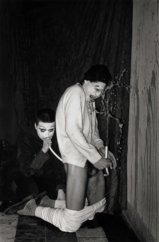 Ouka Lele y Fernando Morera, 1979