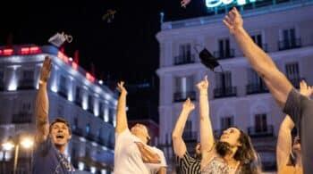 España, sin mascarillas