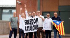 """Los presos retan al Estado tras salir de la cárcel: """"Lo haremos y ganaremos"""""""