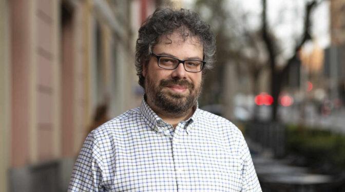 """Sergio del Molino: """"El franquismo siempre ha sido un comodín en el discurso de la izquierda"""""""