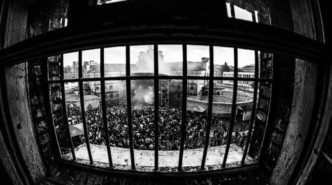 De cárcel a 'hub' cultural: cómo reconvertir la condena en música