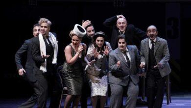 Risas y aplausos en el Teatro Real para 'Viva la mamma': esta función es una 'ruina'