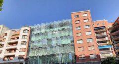 Sede del Instituto Gogora situada en el Archivo Histórico de Euskadi, en Bilbao.