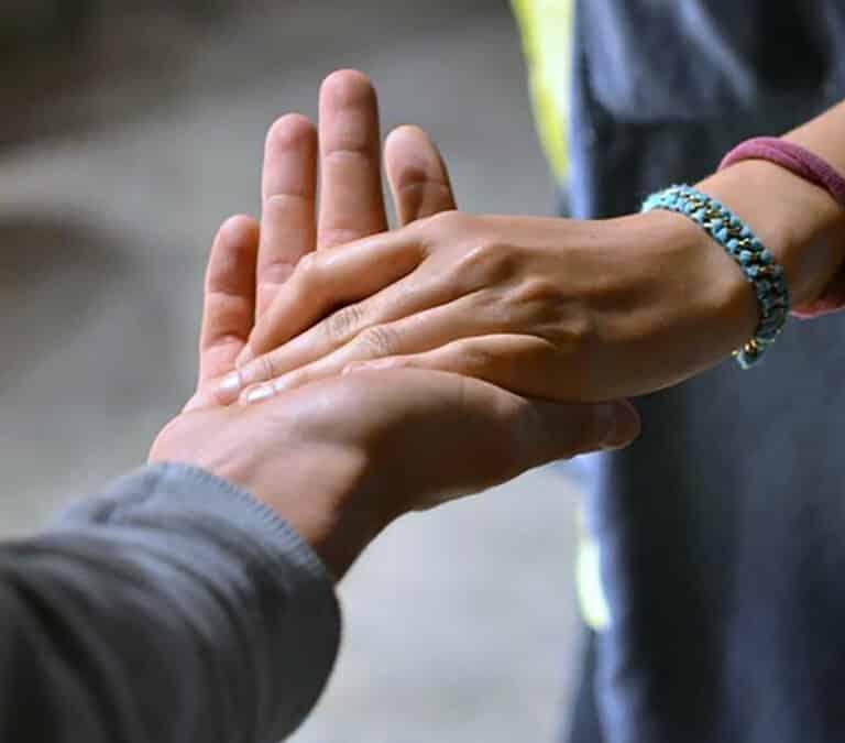 'Santander Ayuda', cinco años de lucha contra la pobreza, la exclusión social y la enfermedad