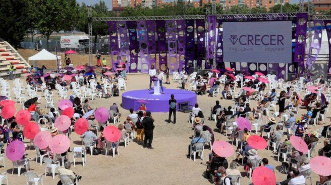 Asamblea de Podemos.