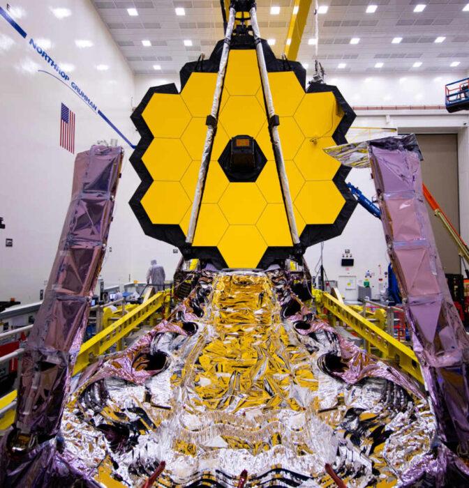 Webb, el telescopio del futuro para mirar al pasado