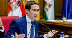 Prisión para el vicepresidente de la Diputación de Almería Óscar Liria por adjudicaciones irregulares