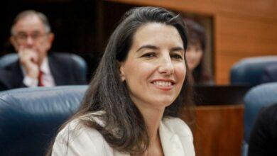"""Rocío Monasterio sobre las declaraciones de Ayuso: """"Nunca habría hablado del Rey en esos términos"""""""
