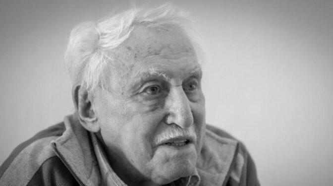 """La historia de David Dushman: el último """"Héroe de Auschwitz"""""""