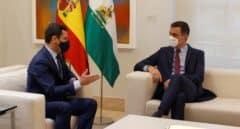 Juanma Moreno, Sánchez y el despiece de Susana