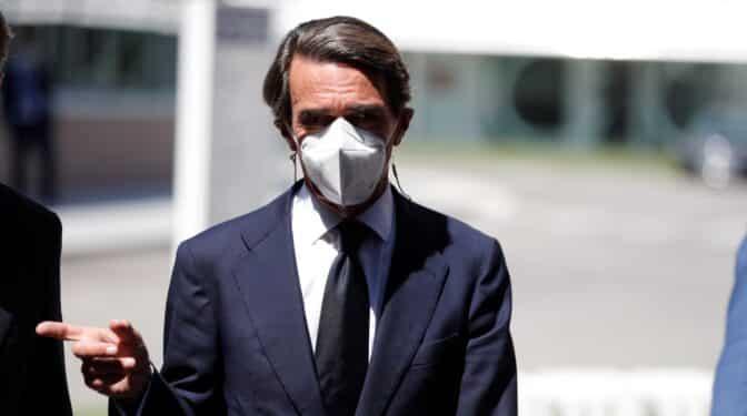 """Aznar acusa al PSOE de llegar al poder en 2004 """"utilizando los ataques terroristas"""" del 11M"""