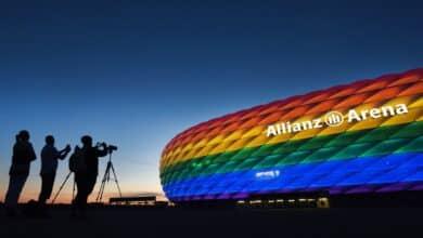 De Piqué al Parlamento Europeo: críticas a la UEFA por prohibir la bandera arcoíris