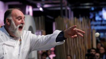 El chef José Andrés, Premio Princesa de Asturias de la Concordia