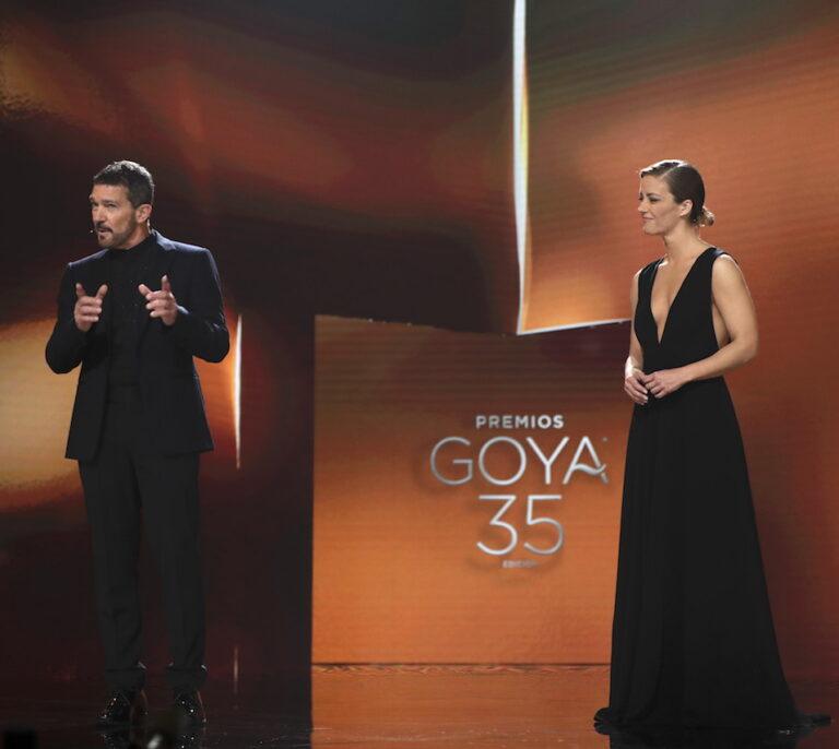 Los Premios Goya terminan con la posibilidad de competir a los estrenos 'online'