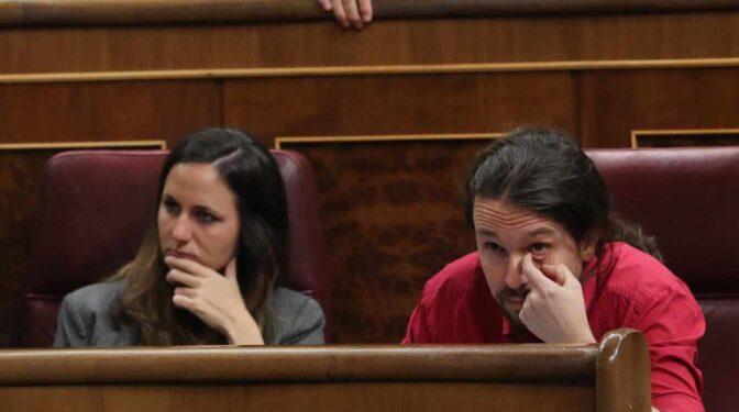 Belarra se plantea dejar el Gobierno para dedicarse en exclusiva a Podemos