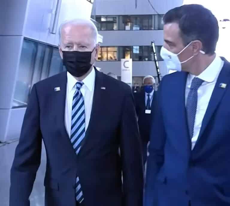 Sánchez no verá a Biden en su visita a Nueva York, donde seguirá 'vendiendo' el Plan de recuperación