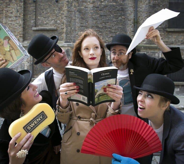 Vuelve el 'Bloomsday', la mayor fiesta en torno al libro que marcó la narrativa del siglo XX