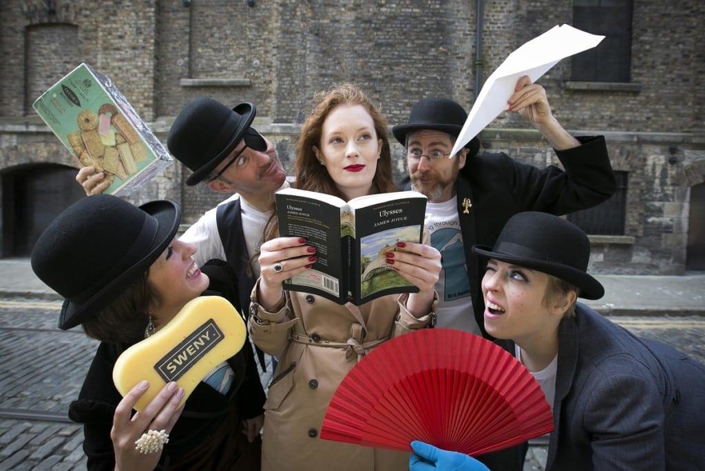 Vuelve el 'Bloomsday', la extravagante fiesta en torno al personaje de un libro