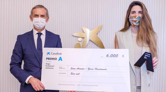 CaixaBank premia a la mejor autónoma de España