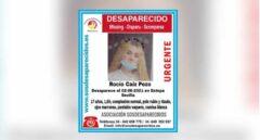 """La madre de la menor desaparecida en Sevilla pide al exnovio que diga """"algo si sabe"""": """"Mi hija no quería ir a esa casa"""""""