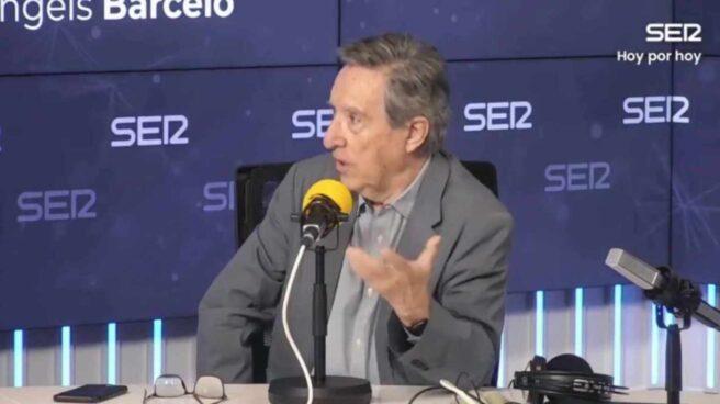 Iñaki Gabilondo en Hoy por Hoy de la Cadena SER