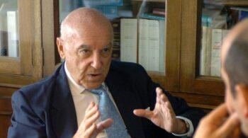 """Muere el ex ministro Manuel Clavero Arévalo, arquitecto de la España de las autonomías con el """"café para todos"""""""