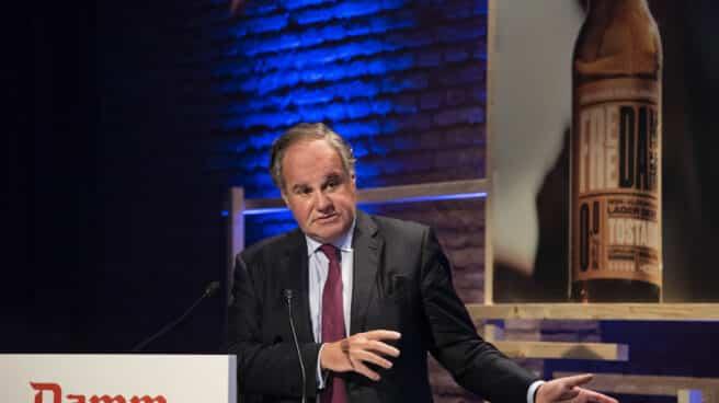 Demetrio Carceller, presidente ejecutivo de Damm.