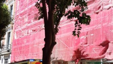 Herido un trabajador al cortarse con una radial en las obras de un edificio en Callao