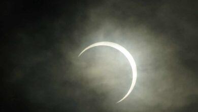 Señal en directo: siga el eclipse de Sol