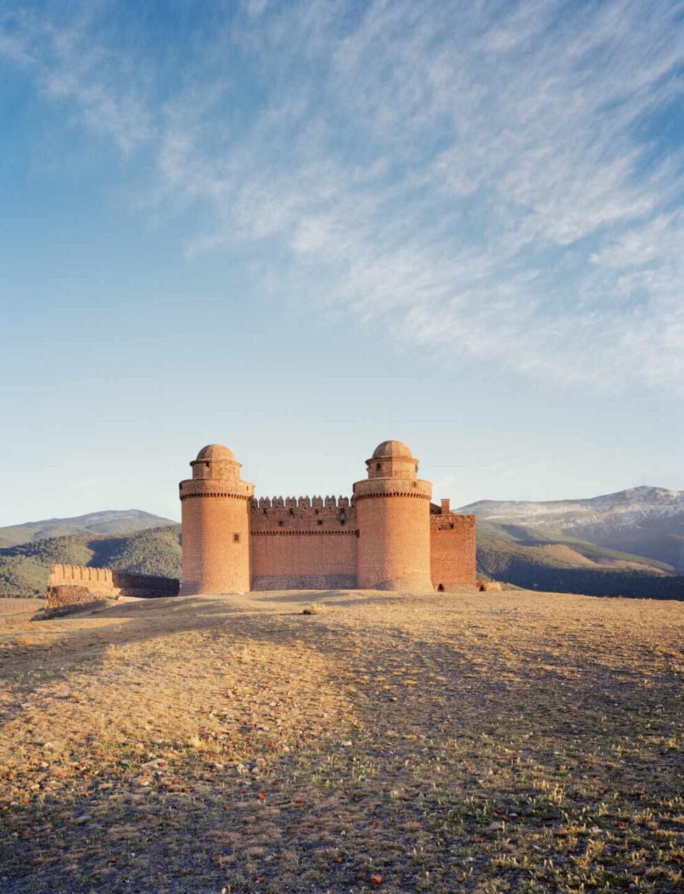 El castillo de La Calahorra