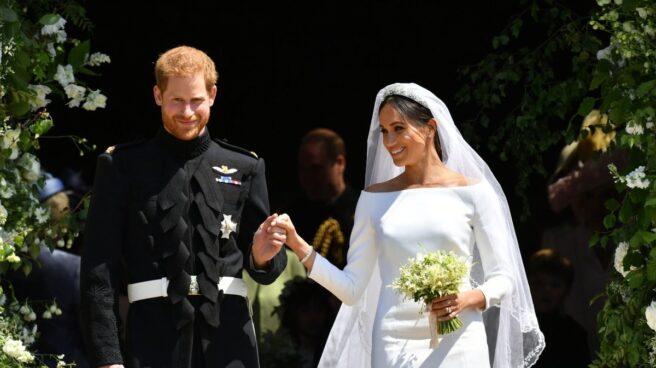 Boda de Meghan Markle y el príncipe Harry.