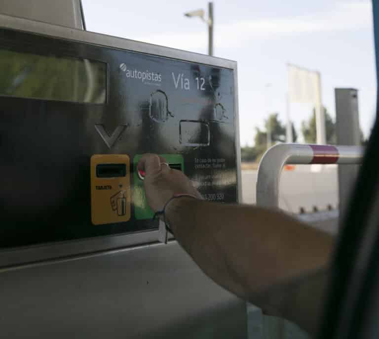 El Gobierno tendrá listo el nuevo sistema de peajes en 2022 para aplicarlo en 2024