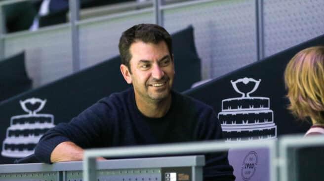 El presentador de 'Ahora Caigo', Arturo Valls.