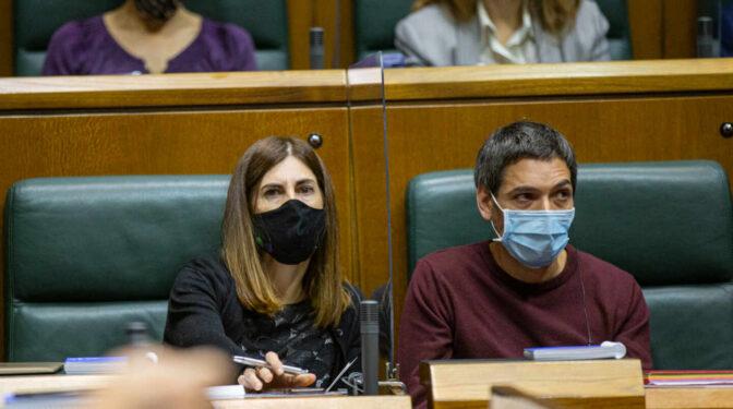 Podemos acuerda con Urkullu su apoyo a la 'ley vasca antipandemia'
