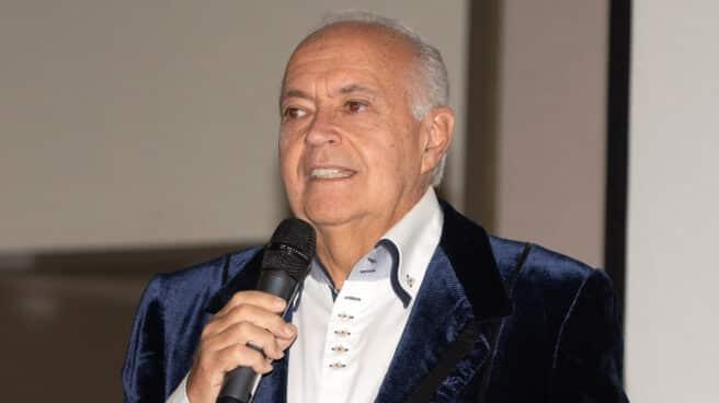 El productor José Luis Moreno.