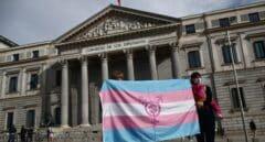 Los atletas trans buscan su medalla olímpica
