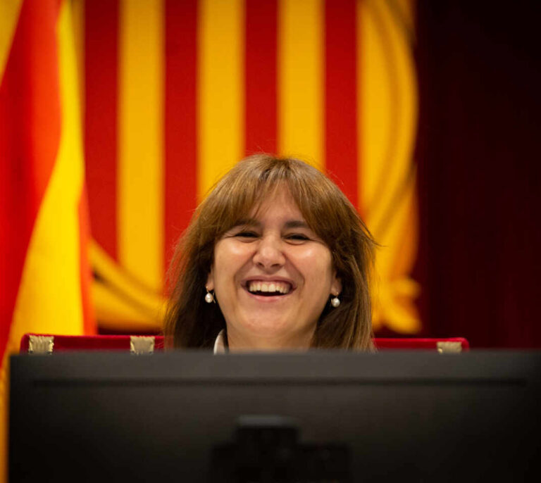 Laura Borràs, la guardiana de las esencias independentistas