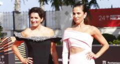 La alfombra roja del 24º Festival de Cine de Málaga